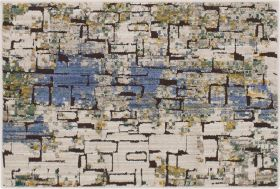 "Karastan Rugs Mosaic Tributary Aquamarine 2'0"" x 3'0"""