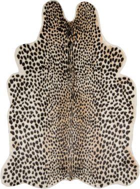 "Erin Gates Acadia Aca-2 Cheetah Multi 5'3"" x 7'10"""