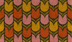 "Novogratz Aloha Alo18 Tulips Multi 1'6"" x 2'6"""