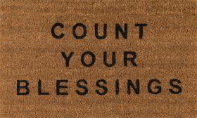 "Novogratz Aloha Alo-5 Count Your Blessings Natural 1'6"" x 2'6"""