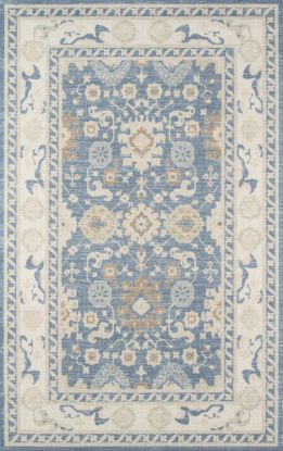 Momeni Anatolia Ana-7 Light Blue