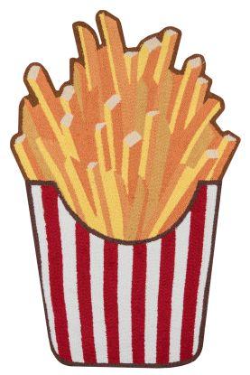 "Novogratz Cucina Cna13 Fries Multi 2'0"" x 3'0"""