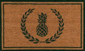 "Erin Gates Park Par-1 Pineapple Green 1'6"" x 2'6"""