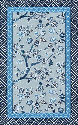 Madcap Cottage Under A Loggia Und-5 Blossom Dearie Blue