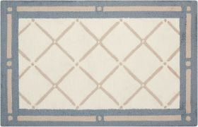"Nourison Decor Light Blue 2'6"" x 3'10"""