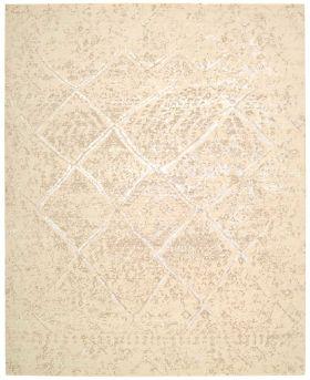 Nourison Silk Elements Traditional, Rustic/Vintage, Natural