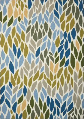 Nourison Home & Garden Multicolor