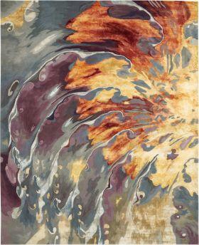 Nourison Prismatic Multicolor