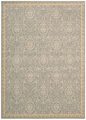 Nourison Riviera Traditional, Transitional, Blue