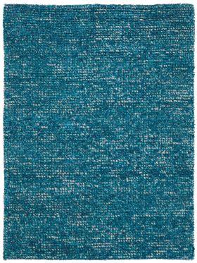 Nourison Fantasia Shag, Modern/Contemporary, Turquoise