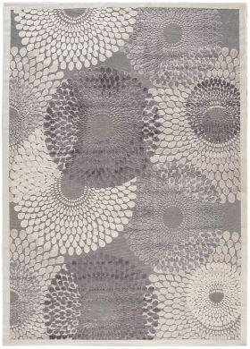 Nourison Graphic Illusions Grey