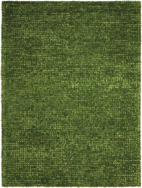 Nourison Fantasia Shag, Modern/Contemporary, Green