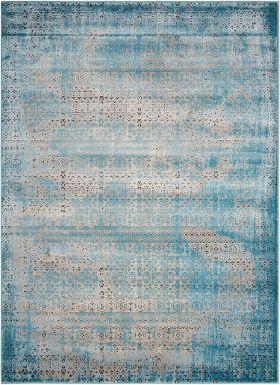 Nourison Karma Blue