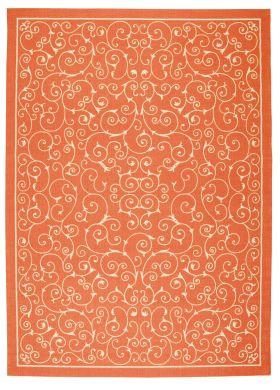 Nourison Home & Garden Orange