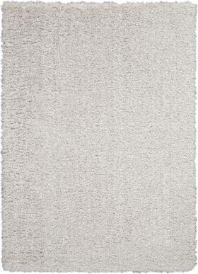 Nourison Luxe Shag Grey