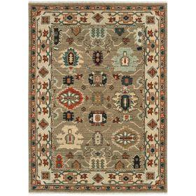 Oriental Weavers Anatolia 530u Tan