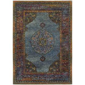 Oriental Weavers Andorra 7139a Blue