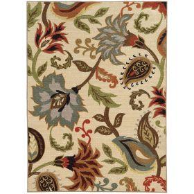 Oriental Weavers Arabella 15927 Ivory