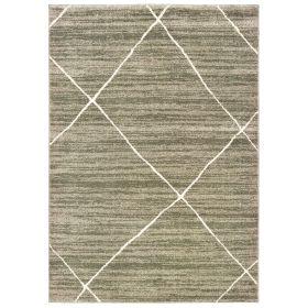Oriental Weavers Carson 9661a Grey