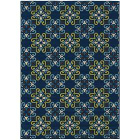 Oriental Weavers Caspian 3331l Blue