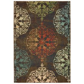 Oriental Weavers Dawson 8522c Brown