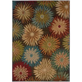 Oriental Weavers Emerson 2820a Charcoal