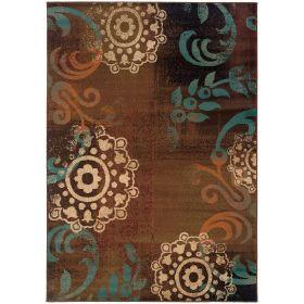 Oriental Weavers Emerson 2822a Brown