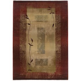 Oriental Weavers Generations 544x Red