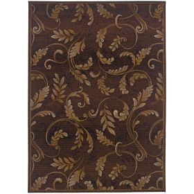 Oriental Weavers Genesis 3x Brown
