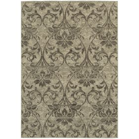 Oriental Weavers Highlands 6609c Grey