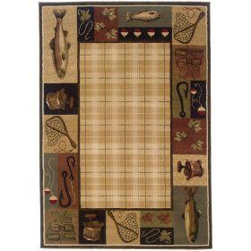 Oriental Weavers Hudson 1065b Beige