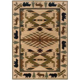 Oriental Weavers Hudson 1072a Ivory