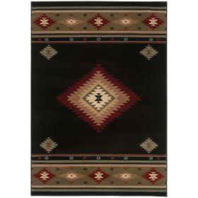 Oriental Weavers Hudson 87g Black