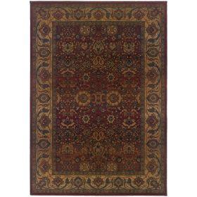 Oriental Weavers Kharma 332c Red