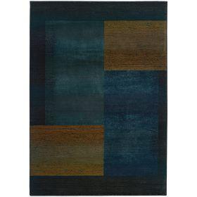 Oriental Weavers Kharma II 1092l Blue