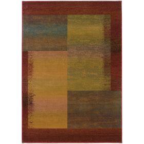 Oriental Weavers Kharma II 1092w Green