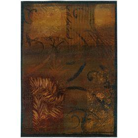 Oriental Weavers Kharma II 1163b Brown