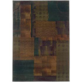 Oriental Weavers Kharma II 703x Blue