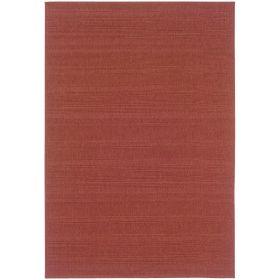 Oriental Weavers Lanai 781c Red