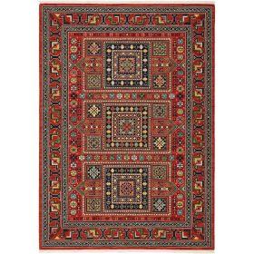 Oriental Weavers Lilihan 2c Red