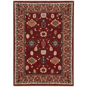 Oriental Weavers Lilihan 43s Red