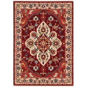 Oriental Weavers Lilihan 5502c Red
