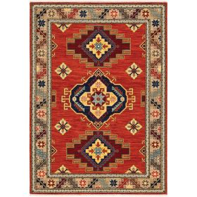 Oriental Weavers Lilihan 5504p Red
