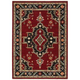 Oriental Weavers Lilihan 92R Red