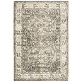 Oriental Weavers Savoy 28105 Charcoal