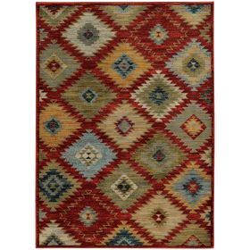 Oriental Weavers Sedona 5936d Red