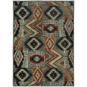 Oriental Weavers Sedona 5937d Blue