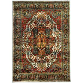 Oriental Weavers Sedona 6382b Red