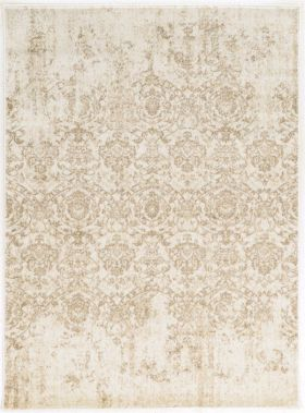 "Radici USA Castle 4734 Bone 2'2"" x 7'7"" Runner"