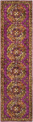 "Artistic Weavers Arabia Aba-6272 Bright Pink 8'11"" x 12'0"""